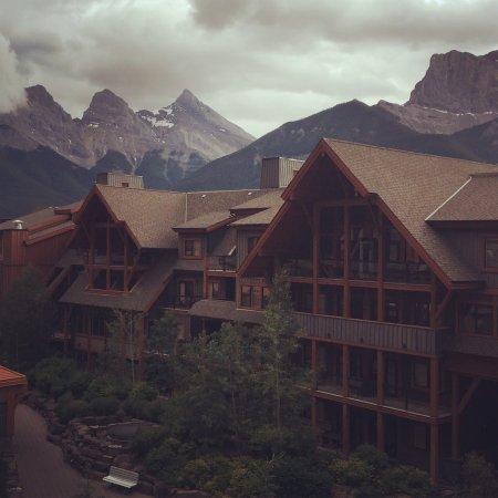 Beautiful views, quiet rooms