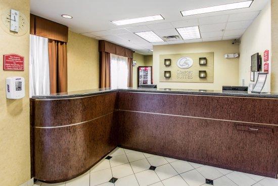 Comfort Suites Jacksonville I-295: Miscellaneous