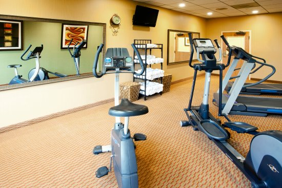 Timonium, MD: Work out in our Complimentary  Fitness Center