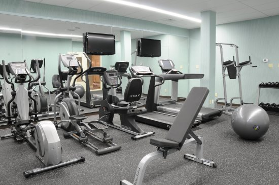 Jessup, Μέριλαντ: Get Active in the Fitness Center
