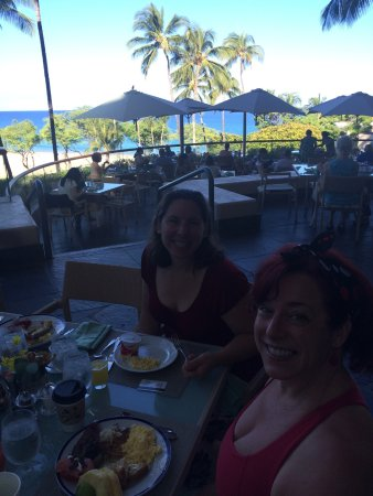 Breakfast At The Buffet Picture Of The Westin Hapuna Beach