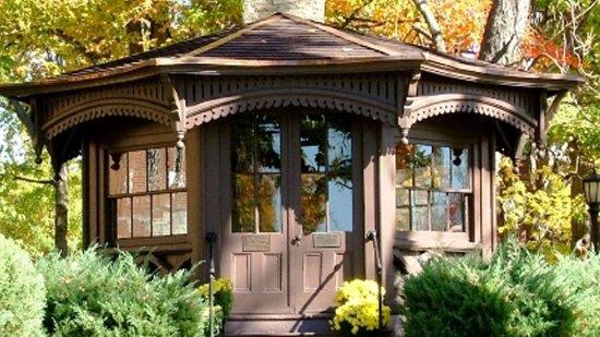 Elmira, estado de Nueva York: Mark Twain Study
