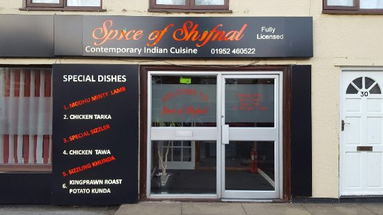 Spice of Shifnal