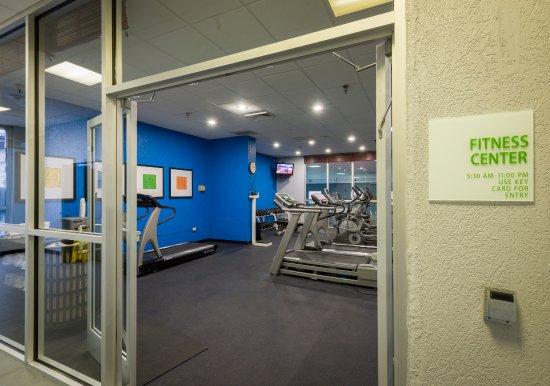 Strongsville, OH: Fitness Center