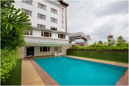 Window View - Picture of Hotel PGS Vedanta, Kochi (Cochin) - Tripadvisor