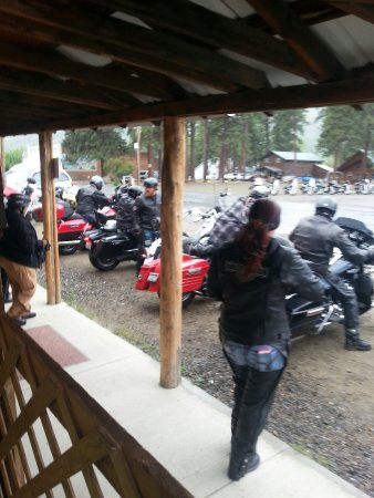 Sumpter, Oregón: Hells canyon bike rally at the Elkhorn 2016!!!