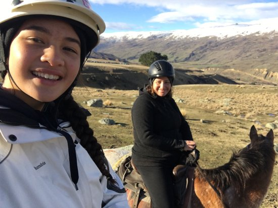 Wanaka, Nowa Zelandia: Awesome trek. Great horses and amazing scenery!!!! and to top it off excellent people.