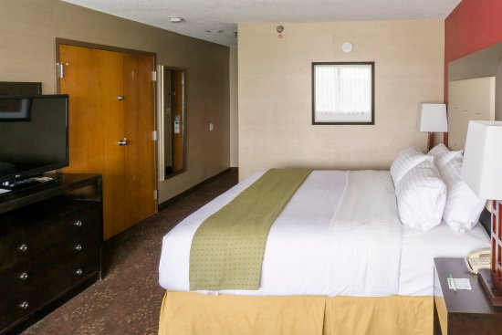 Big Rapids, MI: King Bed Suite