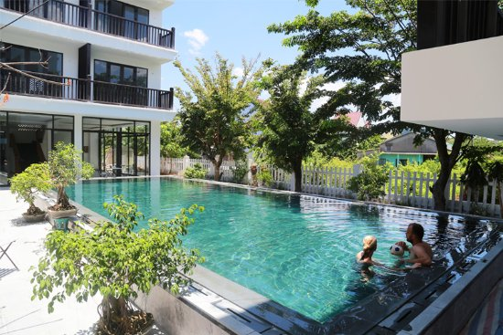 Ruby Boutique Villa Hoi An