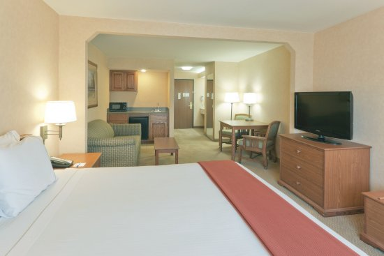 Holiday Inn Express Bishop: Deluxe Room