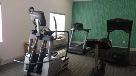 Mount Pleasant, Pensilvania: Fitness Center