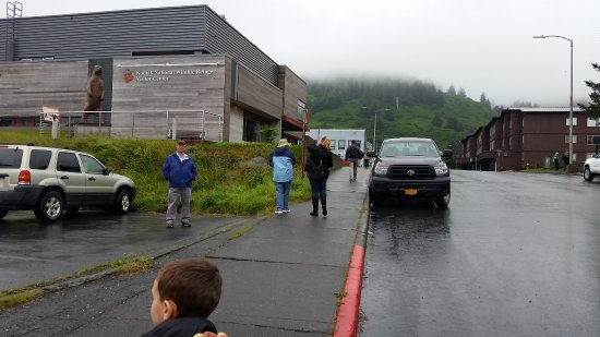 ‪Kodiak National Wildlife Refuge Visitor Center‬