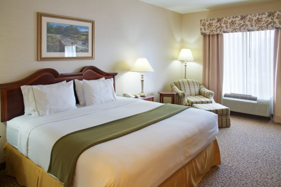 Holiday Inn Express Hotel & Suites Jasper : King Bed Guest Room