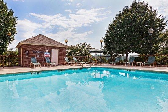 Holiday Inn Express Hotel & Suites Brevard: Swimming Pool