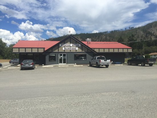 Barriere, Canada: Station House Family Dining