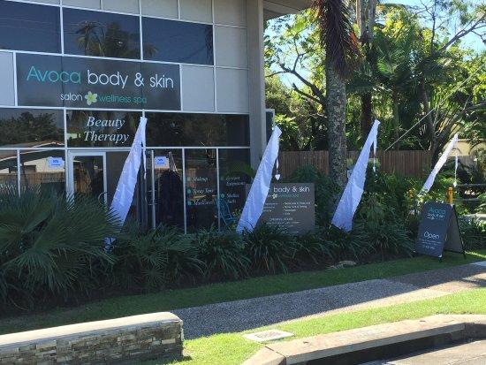 Trinity Beach, Australia: Avoca Body & Skin