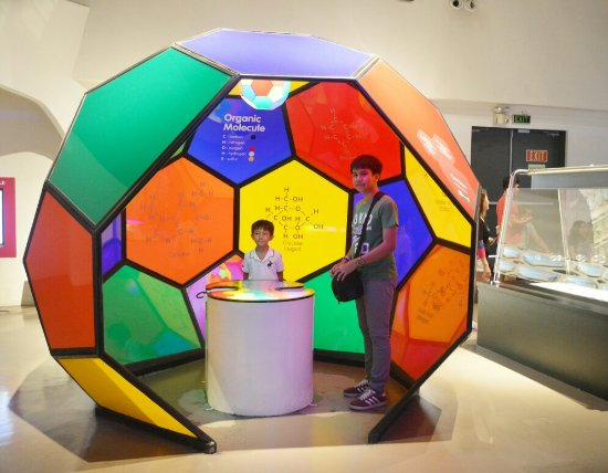 The Mind Museum - Picture of The Mind Museum, Taguig City