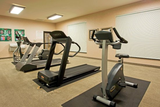 Holiday Inn Express Hotel & Suites Amarillo : Fitness Center