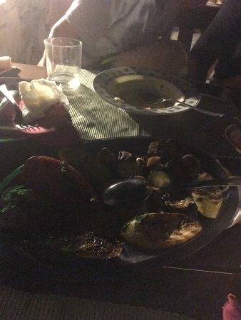 Restoran Ziza: Fantastisk middag hos Ziza