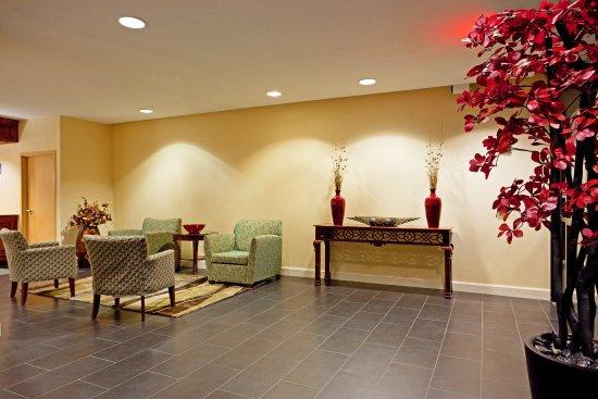 Braintree, ماساتشوستس: Hotel Lobby