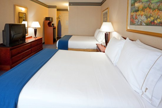 Holiday Inn Express Reading: Double Bed Guest Room