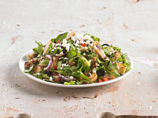 San Fernando, Kalifornia: Salads