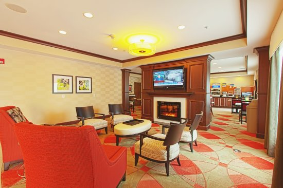 Bothell, WA: Holiday Inn Express Gathering Space