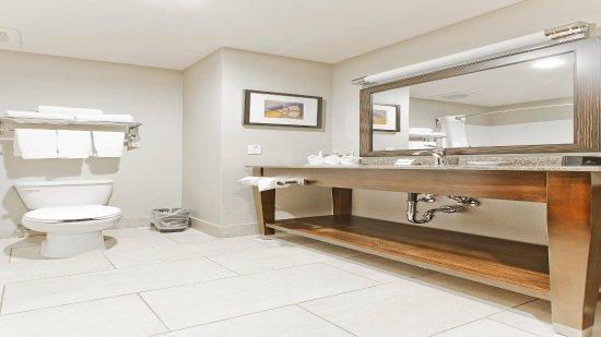 Bothell, WA: Guest bathroom