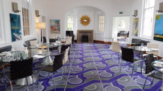 Port Sunlight, UK: Inside the Hotel...