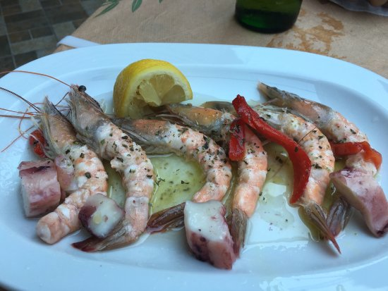 Anthousa, Greece: Wonderful food