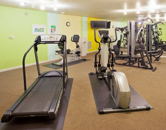 Auburn, CA: Fitness Center