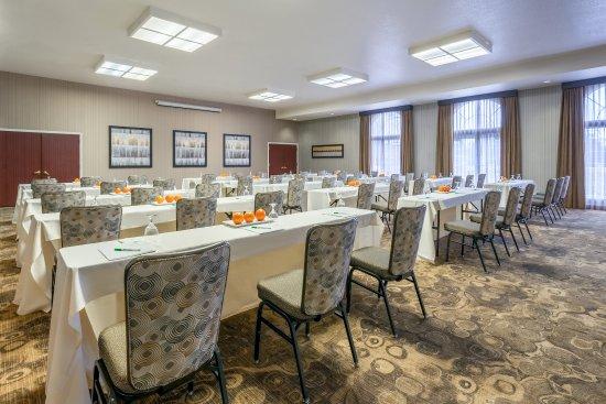 Auburn, كاليفورنيا: Sierra Ballroom - classroom set