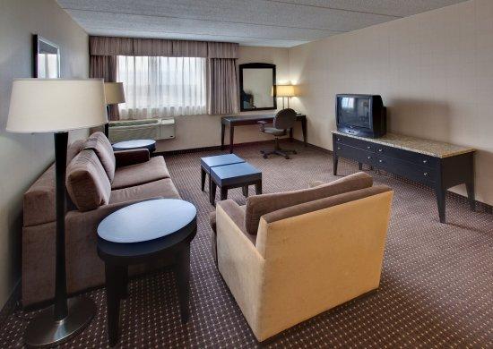 Holiday Inn Express Palatine-Arlington Hts Chicago NW-Jacuzzi Ste.