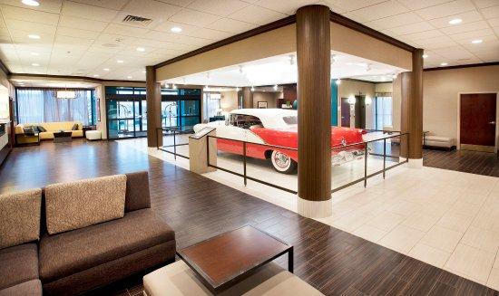 Holiday Inn Express Nashville - Hendersonville: Lobby Lounge