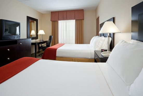 Pittston, PA: Double Bed Guest Room