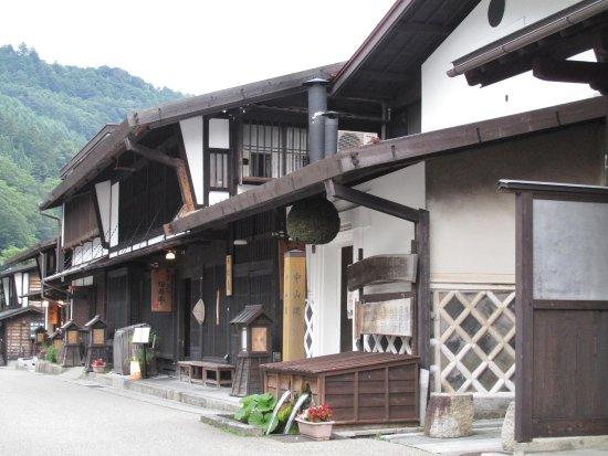 Fukushimajuku Uenodanchiku no Machinami