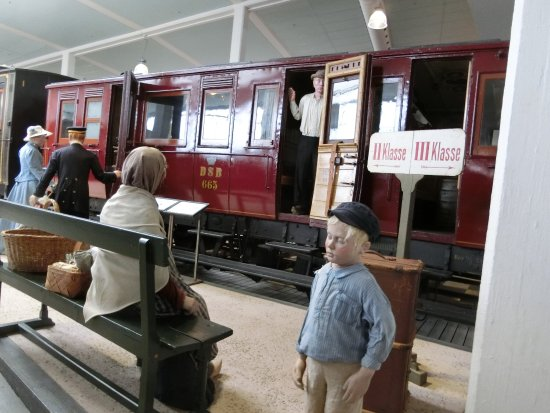 Denmark's Railway Museum: photo2.jpg