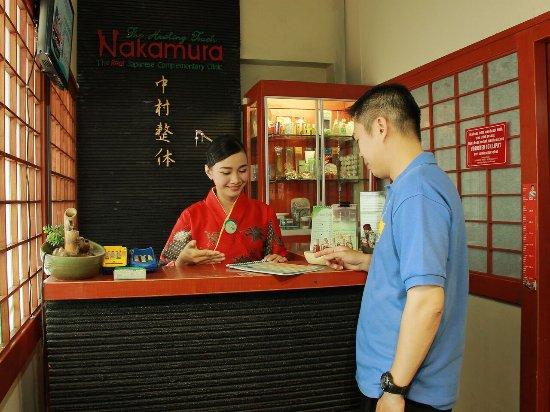 Nakamura The Healing Touch - Mojokerto