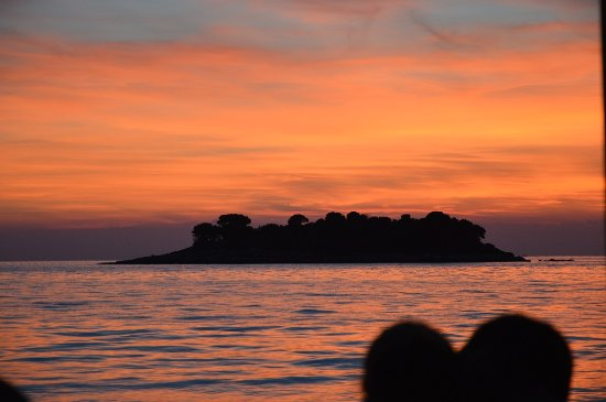 Vrsar, Croatia: Romantic moments