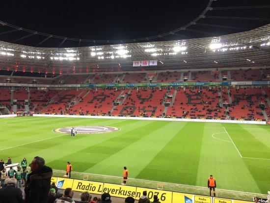 Leverkusen, Allemagne : BayArena