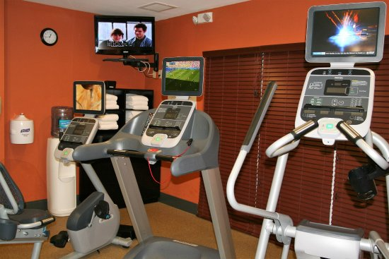 Brooksville, FL: Fitness Center