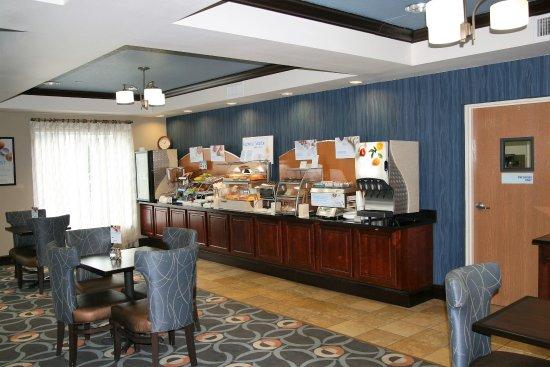 Brooksville, Floride : Breakfast Buffet