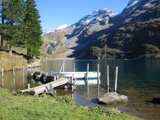 Innertkirchen, Schweiz: Engstlensee
