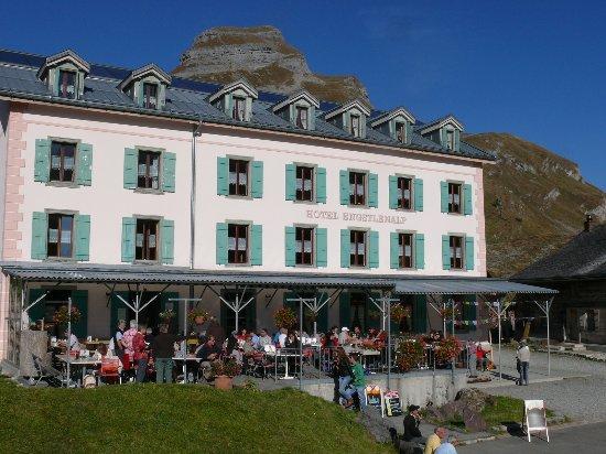 Innertkirchen, Schweiz: Hotel Engstlenalp
