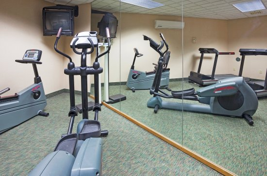 Holiday Inn Hotel & Suites La Crosse: Fitness Center