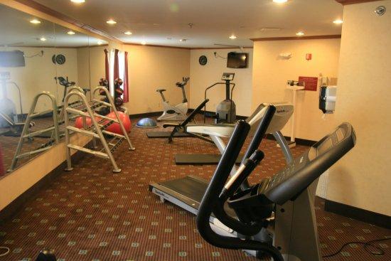 Holiday Inn Express Brighton: Fitness Center