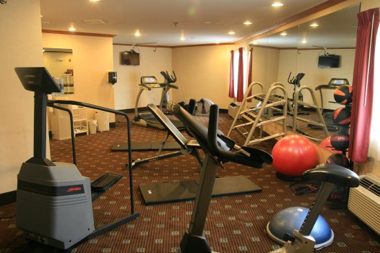 Holiday Inn Express Brighton: Fitness Center