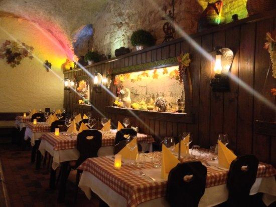 Restaurant Caveau Folie Marco: Bienvenue à La Folie
