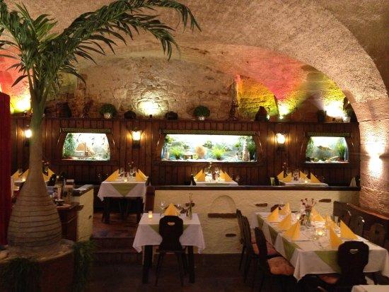 Restaurant Caveau Folie Marco: La Folie version Estivale