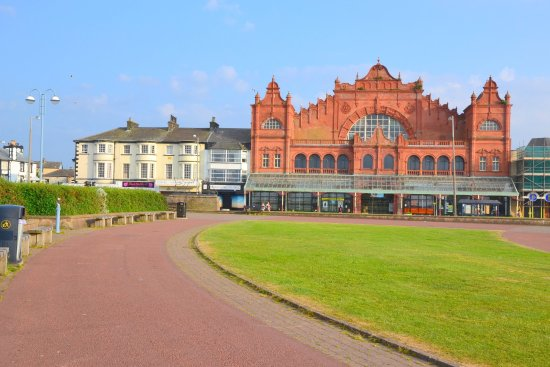 Morecambe, UK: Our wonderful Theatre on the prom